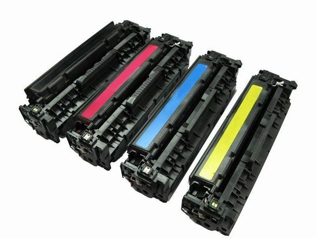 Заправка цветных лазерных принтеров,мфу HP/Canon в Киеве