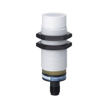 Ємнісний датчик M30 15мм PNP 12...24 VDC конектор М12 XT230A1PCM12