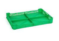 Ящик пластиковый (400х265х54), фото 1
