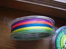 Плетеные шнуры,поводковый материал