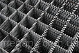 Сітки арматурні зварні 5,0 мм. 50х50 ГОСТ 23279-85
