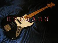 Бас-гитара Fender geddy lee jazz bass black
