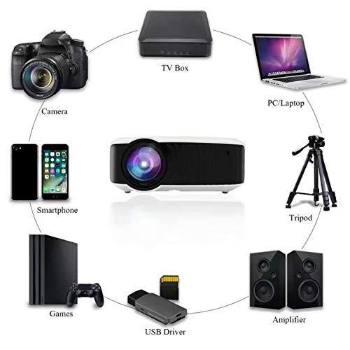 видеопроектор портативный LCD