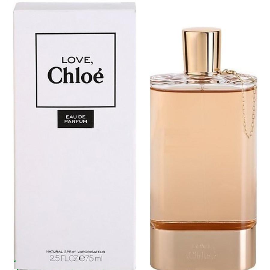 Chloe Love парфумована вода 75 ml. (Тестер Хлое Лав)