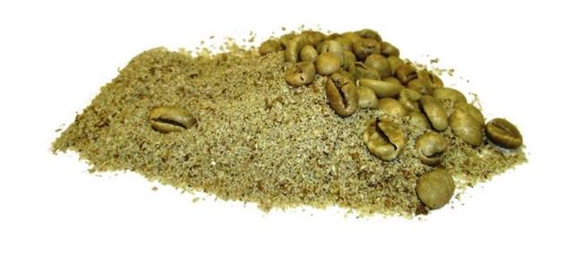 молотый зеленый кофе польза