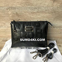 Женская кожаная сумка через плечо Marc Jacobs