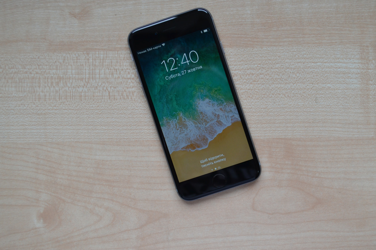 Apple iPhone 6 16Gb Gray Neverlock Оригинал!