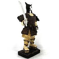 Фигурка воина самурая с катаной