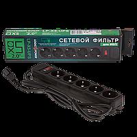 Сетевой фильтр к ИБП LogicPower 5 розеток 2 м (LP-X5-UPS-2M)