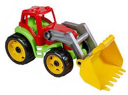 *Транспортна іграшка Трактор*
