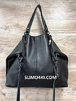 Женская кожаная и замшевая сумка ( 2 варианта )