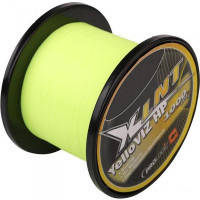 Леска Prologic XLNT HP 1000m 10lbs 4.8kg 0.25mm YelloViz