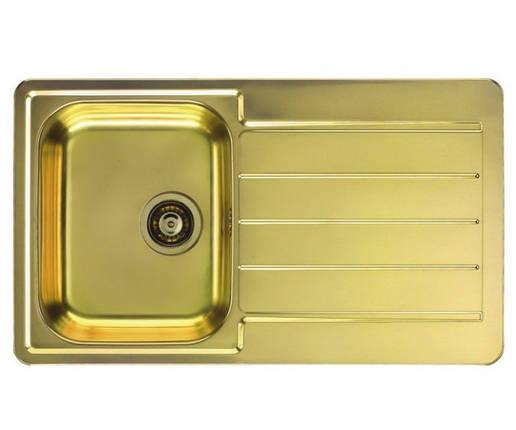Кухонная мойка ALVEUS MONARCH LINE 20 золото 1068988, фото 2