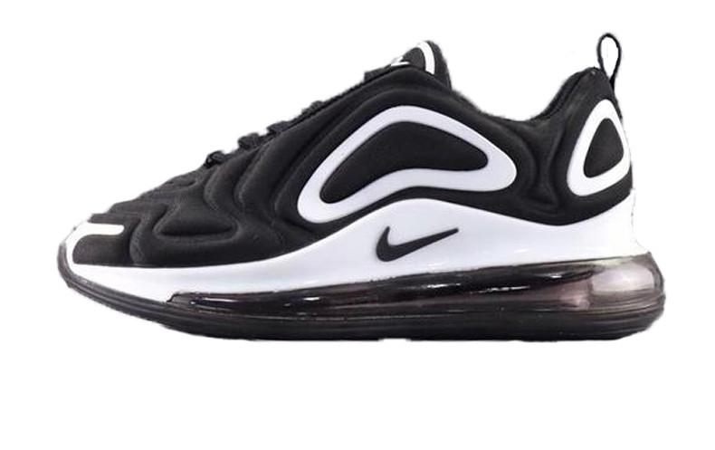 Мужские Кроссовки Nike Air Max 720 Black White — в Категории ... 101d2b06a34