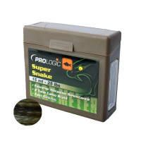 Поводковый материал Prologic Super Snake 15 м, 45 lb