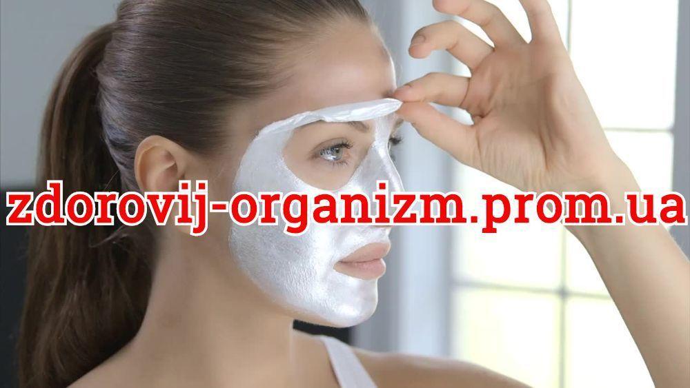 серебряная маска Bobana Silver Mask для лица состоит из частиц