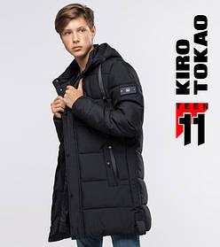 11 Kiro Tokao | Зимняя куртка подростковая 6001-1 черный