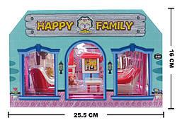 Набор комната игрушечная с мебелью