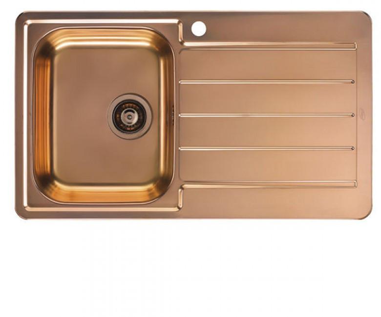 Кухонная мойка ALVEUS MONARCH LINE 20 медь 1068985