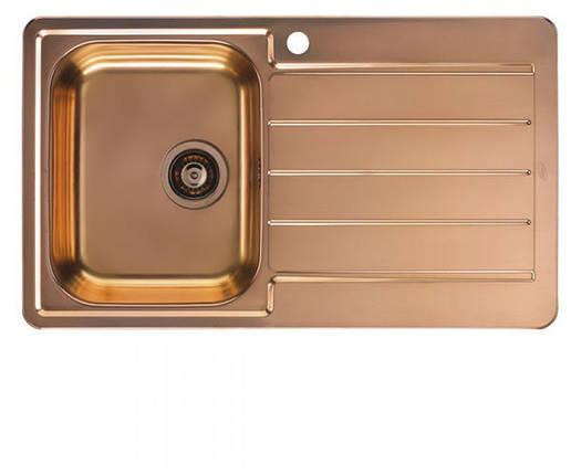 Кухонная мойка ALVEUS MONARCH LINE 20 медь 1068985, фото 2