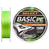Шнур Select Basic PE 150м 0.18мм 9.9кг салатовый