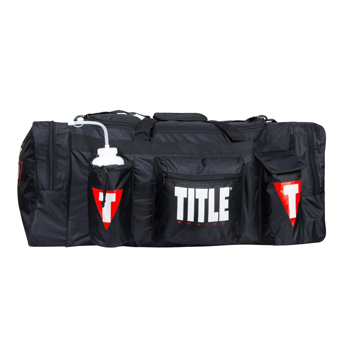 c7ad91f046a6 СУМКА TITLE SUPER HEAVYWEIGHT TEAM EQUIPMENT BAG - BLACK - Интернет-магазин  24Sport в Киеве
