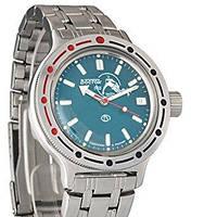 Мужские часы Восток Амфибия 420059