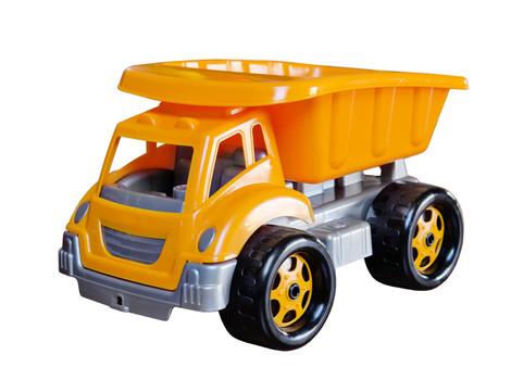 *Транспортна іграшка Самоскид Титан*