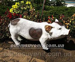 Садовая фигура Кабанчик пятнистый, фото 2