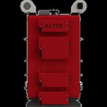 Котёл твердотопливный Альтеп TRIO 80 кВт (дрова, уголь)