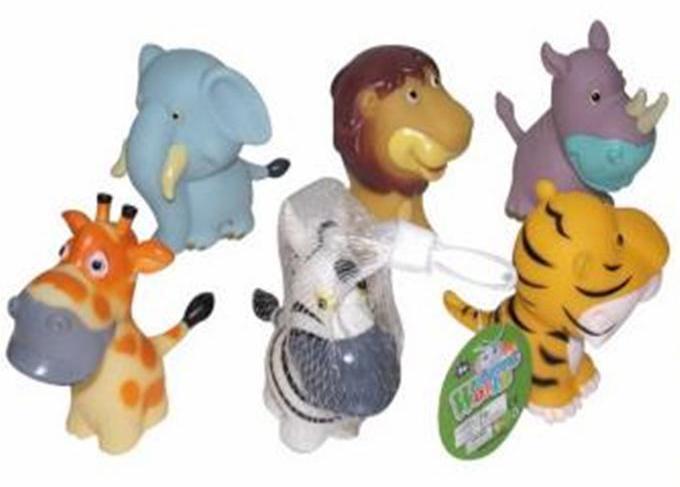 Гумові іграшки - тварини 12,7 см