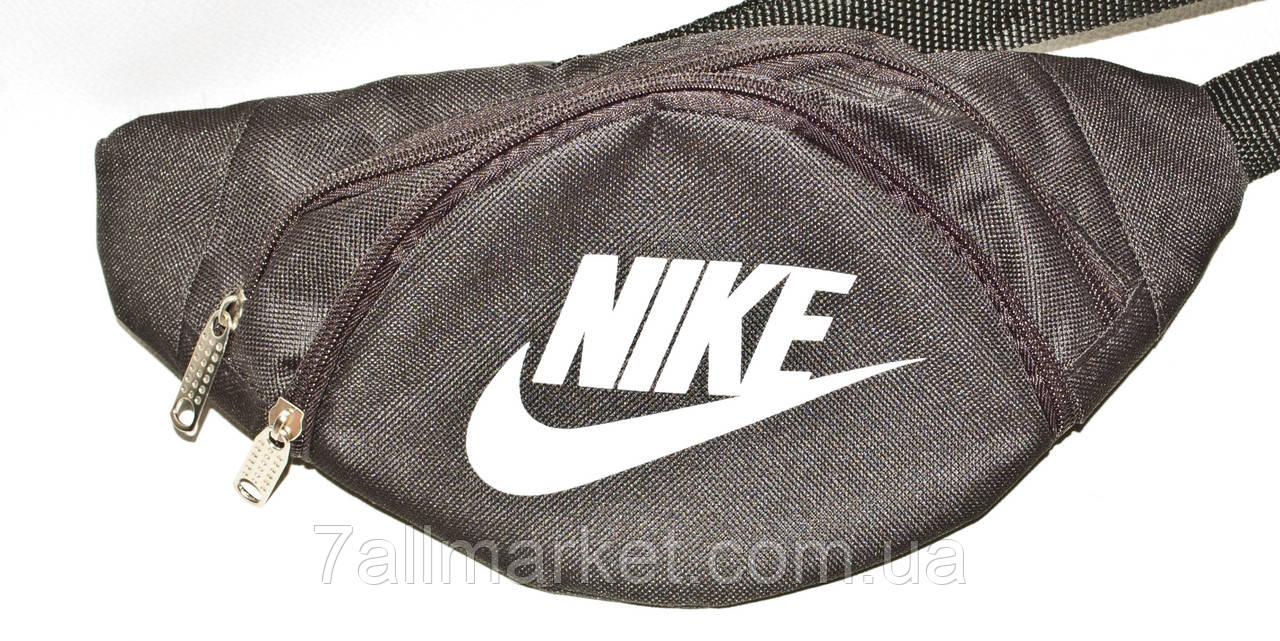 f2301f07217 Сумка поясная мужская Nike оригинальная (14 33 см) Серии
