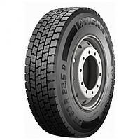 Шини Tigar Road Agile D 315/80 R22.5 156/150L M+S провідна