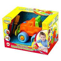 Детская игрушка-конструктор Внедорожник BeBeLino