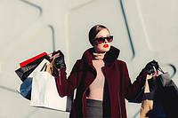 При заказе зимней верхней одежды, Вы гарантировано получаете скидку -20% на весь ассортимент сумок!