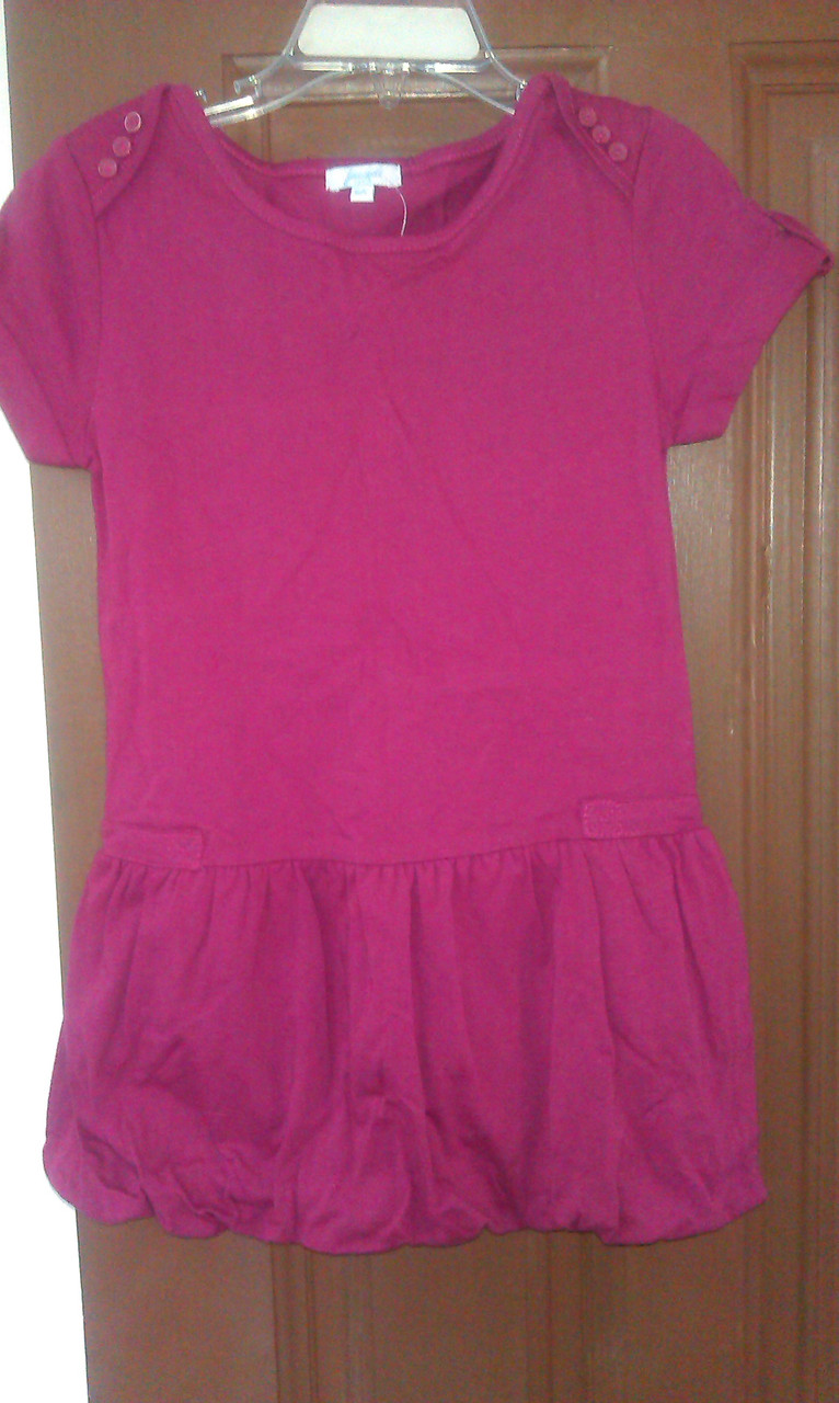 Платье Jacadi малин р.3 года