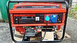 Генератор бензиновый Edon PT 8000C, фото 2