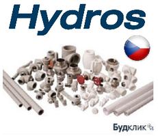 Полипропиленовые трубы и фитинг HydroS Чехия