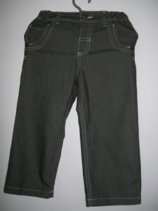 Брюки джинс хаки для мальчика р.92