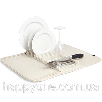 Сушка для посуды Udry Umbra (бежевая)
