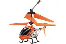 Вертолет аккум р/у 33008 оранжевый, фото 3