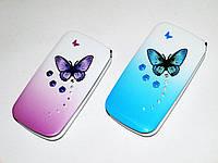 Телефон Samsung W888 - 2Sim - раскладушка - Fm - Bt - Cam