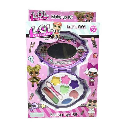 Набор косметики от L.O.L. с зеркальцем