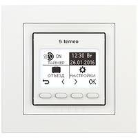 Терморегулятор terneo pro unic (белый)