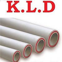Труба полипропиленовая армированная алюминием KLD Stabi DN 20 PN 25