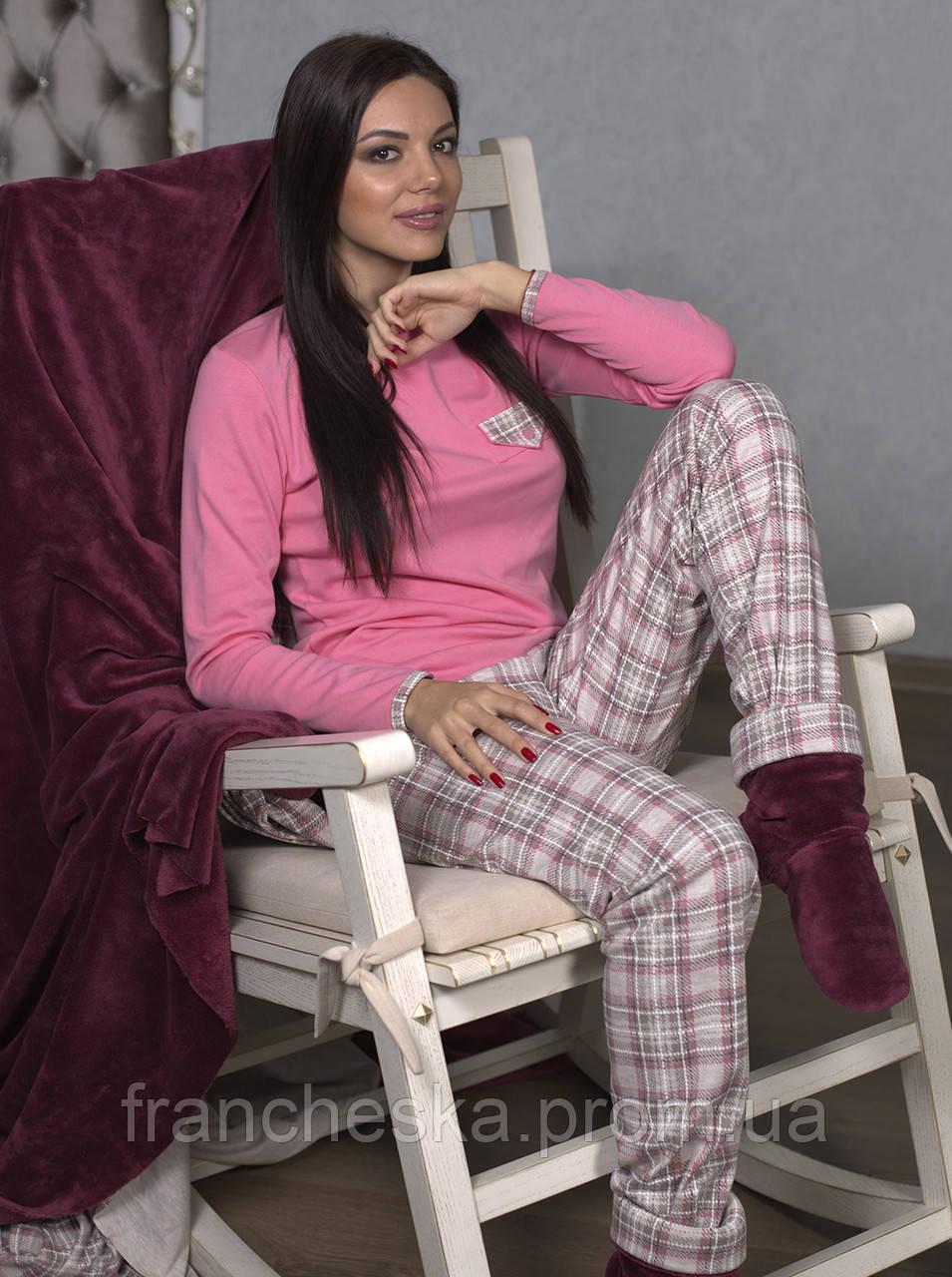 2c320ebd6677c Женская пижама со штанами из коллекции