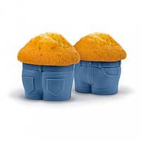Силиконовые формы для выпечки Muffin Tops Fred&Friends