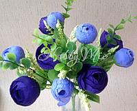 Камелия фиолетовая (букет), фото 1
