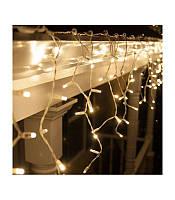Гирлянда уличная  Бахрома(сосульки) 100 LED 8mm 3 метра, фото 1