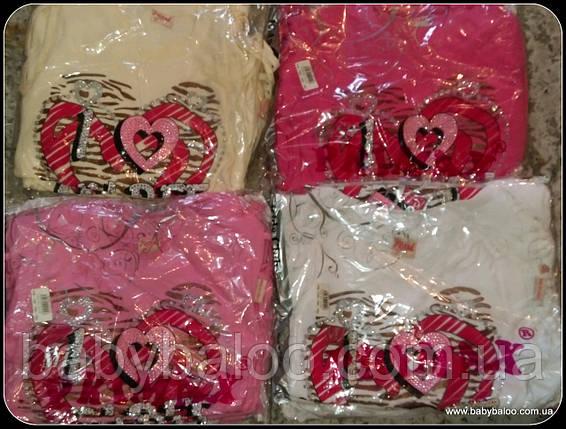 "Туника для девочки "" Love Шнурки"" (рост от 116 до 152 см), фото 2"